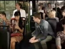 Анекдоты. Случай в автобусе, мужик клеет девушку 😂