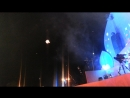 Салют в честь закрытие фестиваля болельщиков (15.07.2018)