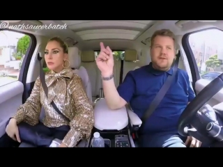 Good Morning Cumberfriends! - - Lets remember the day James Corden taught a new vocal warm up to Lady Gaga. Benedict Cumberbatch