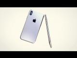 Концепт iPhone X Plus