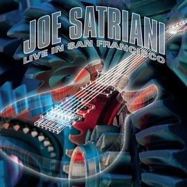 Joe Satriani альбом Live In San Francisco