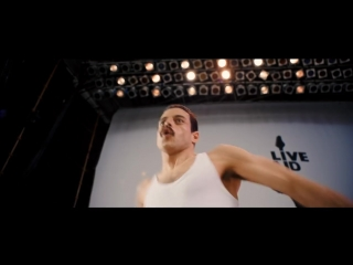 Первый трейлер фильма «Богемская рапсодия» Фильм расскажет о группе Queen и её выдающемся солисте Фредди Меркьюри.Удивительное