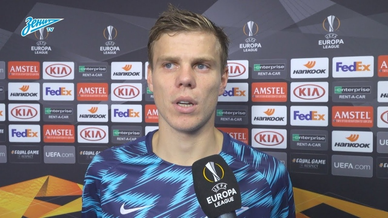 Александр Кокорин на «Зенит-ТВ»: «Счастлив выходить на поле и приносить пользу команде»