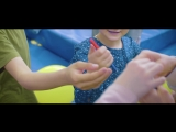 Детский праздник в ЮниорGYM
