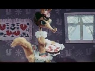 Буренка из Масленкино (1973) Советский для детей ♥ Добрые советские мультфильмы ♥