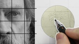 Start Drawing a Portrait - The Right Way (Equipment, Digital Grid, Proportions &amp Outlines) Part I