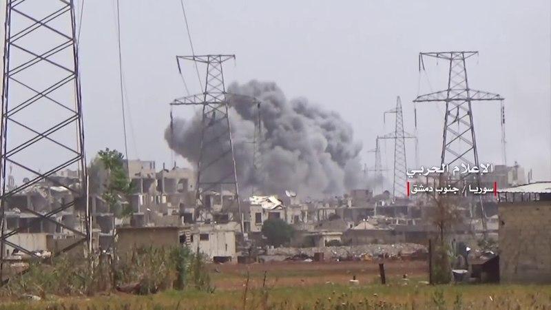Battle of Yarmouk (compilation)