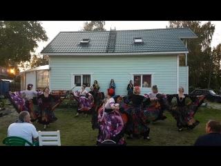 17 августа 2018. Танец румынских цыган.