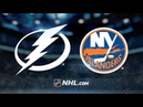 Tampa Bay Lightning vs New York Islanders   Jan.13, 2019