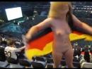 Немецкие болельщицы они такие