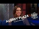 Aubrey Plaza Still Remembers The 4 H Pledge