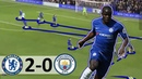 How Sarri SHOCKED Guardiola - Chelsea vs Manchester City 2-0 Goals Highlights Tactical Analysis