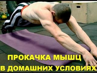 Экстремальная тренировка пресса и других мышц