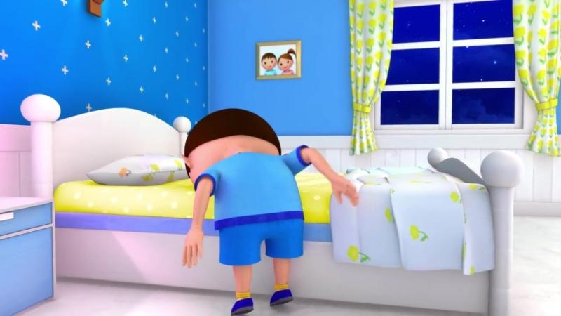 Diddle Diddle Dumpling, My Son John Nursery Rhymes By LittleBabyBum!