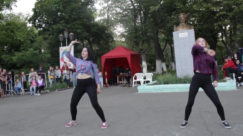 Кася и Ерёма - Девушки, как звёзды Открытие лета 1 июня 2018