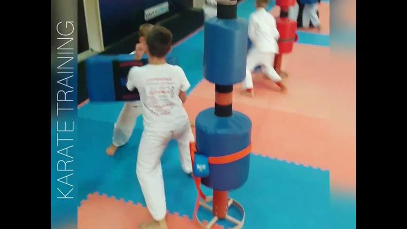 Karate games/игры в каратэ. KARATE CLUB SKIF