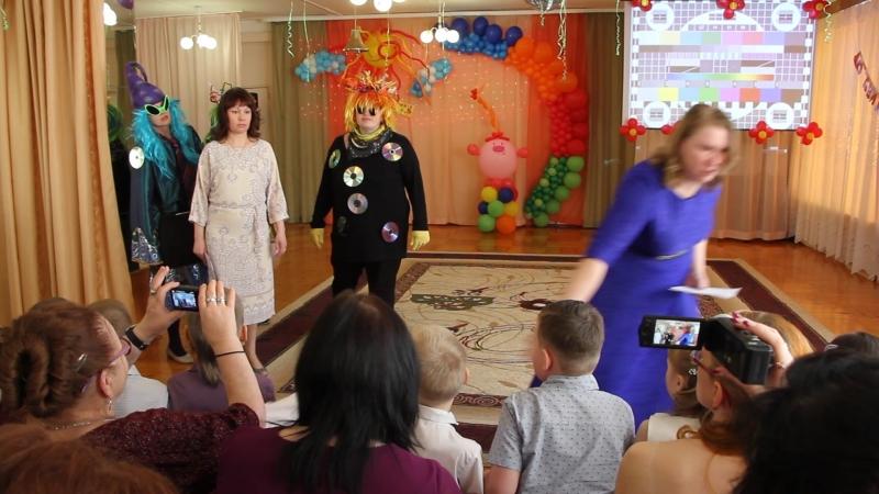 Выпускной у Толика в детском саду май 2017 год
