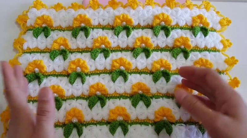 Sarı Çiçek Bahçesi Yapımı