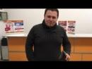 Видео отзыв от нашего клиента по качеству обслуживания на Ленинградской,55