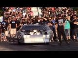 Street Outlaws Monza vs Derek Silver Unit