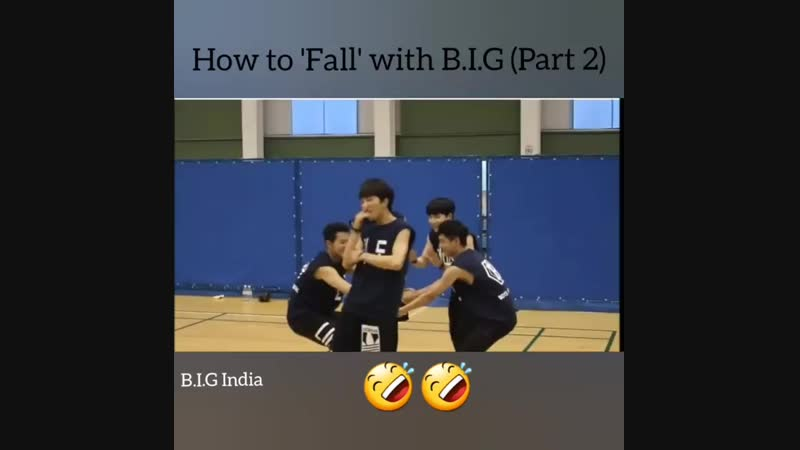 How to Fall with B.I.G (part 2)