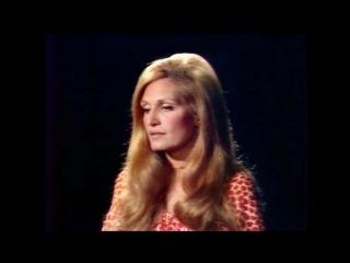 Dalida ♫ Avec le temps ♪ 1971 ( L'invitée du Dimanche Rushes en couleurs)