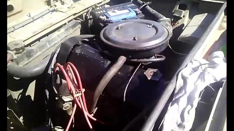 Меняем прокладку крышки клапанов двигателя ВАЗ 2105