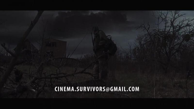 Сталкер по мотивам игры выживший