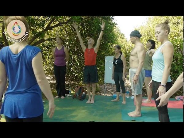 Марк Дарби - Йога-Радуга 2013 /Mark Darby - Yoga-Rainbow 2013