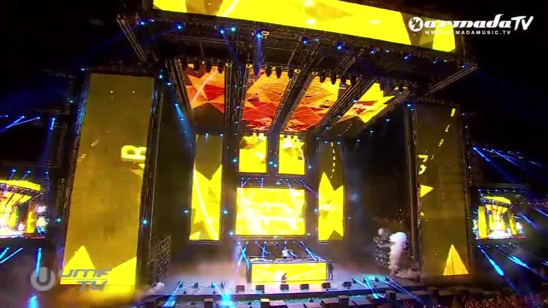 Armin van Buuren feat Omnia IRA The Fusion Ultra Music Festival Miami