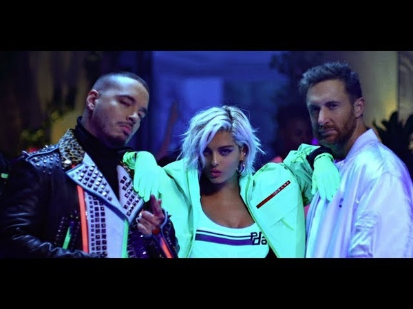 David Guetta Bebe Rexha J Balvin Say My Name Official Video