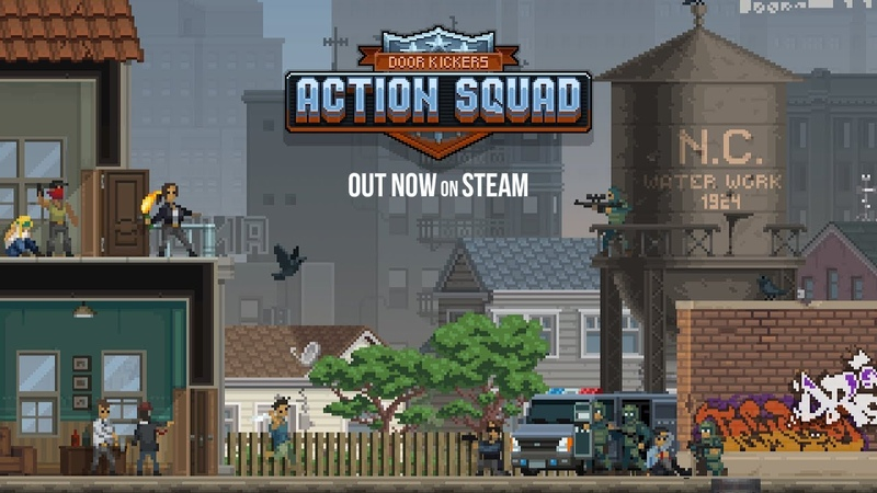 Door Kickers Action Squad Release Trailer