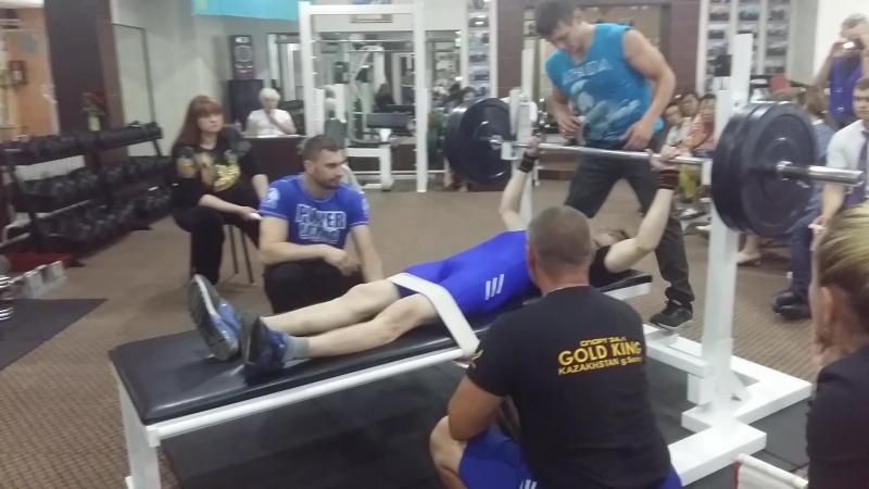 Областные паралимпийские соревнования по пауэрлифтингу (11.07.18) часть 3