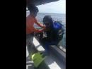 ныряю с аквалангом