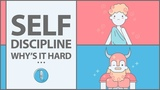 Why Self-Discipline is so Hard