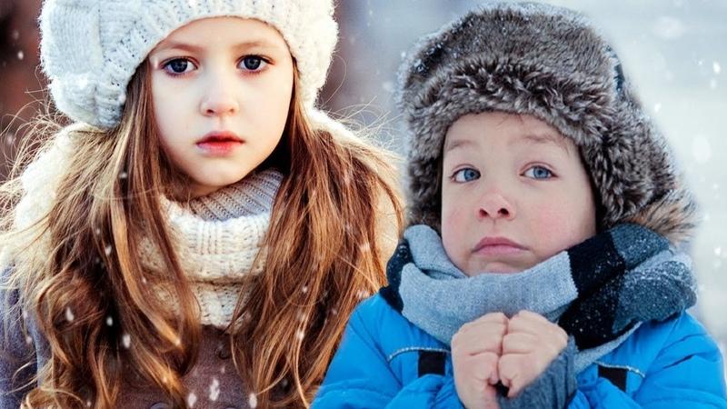 Мама, открой, мы замёрзли… На улице лютый мороз... Это был уже далеко не первый раз!