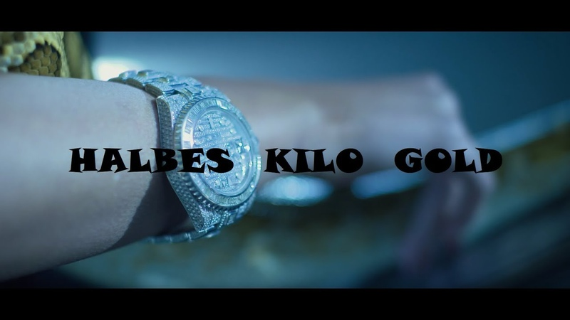 MILONAIR HALBES KILO GOLD Official 4K Video