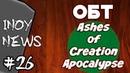 INOY NEWS 💡 ОБТ Ashes of Creation Apocalypse 💡 Game Awards 2018