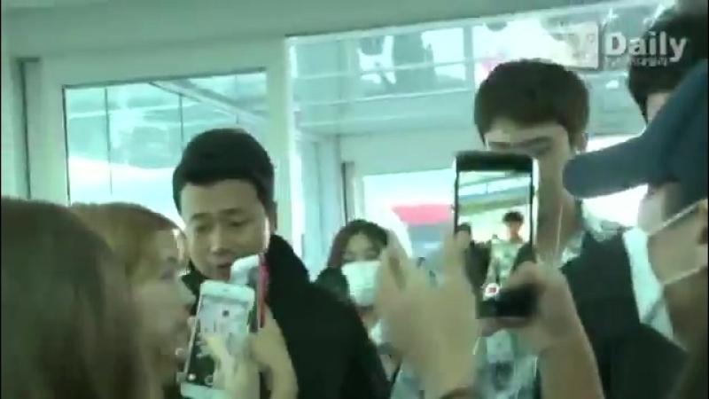 180526 EXO's Sehun @ Daily news