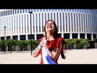"""Nuestro vídeo en apoyo de las canciones """"United by love"""" / Mundial Russia 2018"""