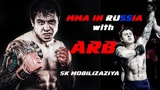 2 punches + Uppercut, Weight Rotation, Inertial throw ARB and Russian MMA