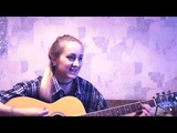 Simple plan - Your Love is a Lie Acousic Cover _ALONA_