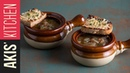 Onion soup with dark beer | Akis Kitchen