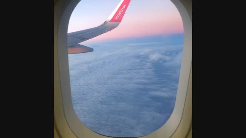 Над облаками 😓😅😳🌤⛅️