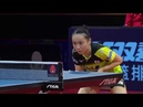 ZHU YULING ITO MIMA Final Women Single Seamaster 2018 ITTF World Tour Swedish Open