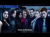 Riverdale Cast - Union of the Snake