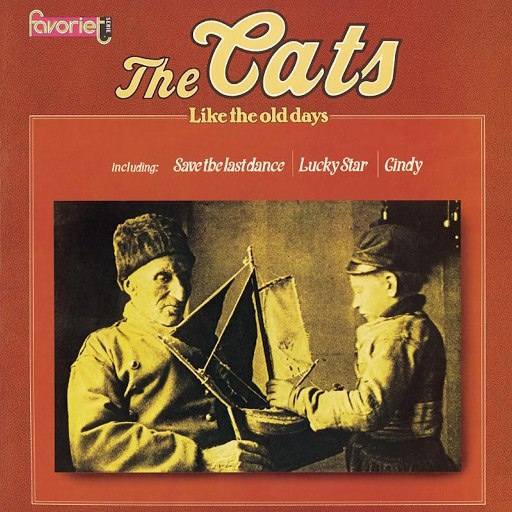 The CATS альбом Like The Old Days