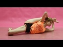 Contortion STRETCHING FLEXIBILITY Yoga girl contortionist Contortion