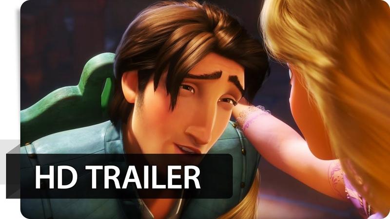 RAPUNZEL Zweiter offizieller Trailer