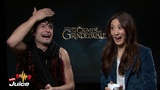 The Juice Interview with Ezra Miller and Claudia Kim